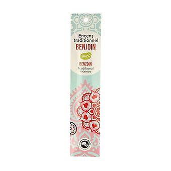 Traditional Indian Benzoin Incense 20 units