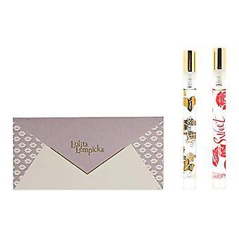 Lolita Lempicka Purse Spray Gift Set Eau de Parfum 2 x 7ml (1 x 7ml Mini Sweet Lolita Lempicka EDP Spray 1 x 7ml Mini Le Premier EDP Spray)