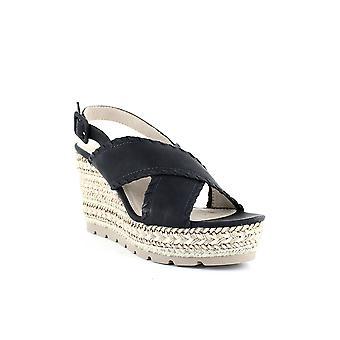 Seven Dials | Alessandra Platform Espadrille Wedge Sandals