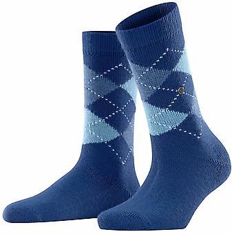Calcetines Burlington Whitby - Royal Blue