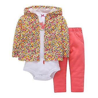Baby Bodysuit, kabát és nadrág szett, Design 20