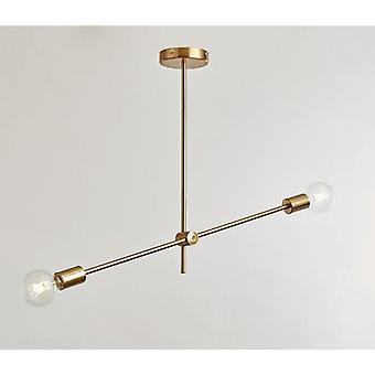 Magic Bean Chandelier Lights, Rotatable Adjustment Wind Lamps