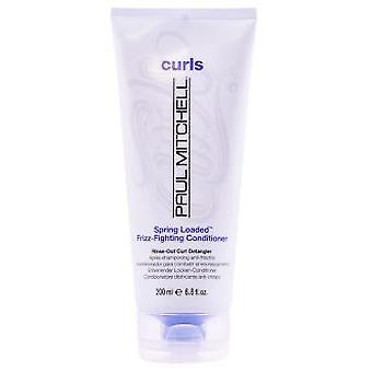 Paul Mitchell Curls Spring Loaded Frizz Fighting Hair Conditioner 200 ml