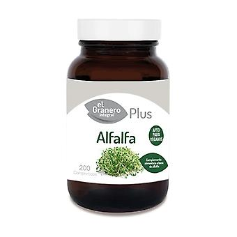 Alfalfa 200 tablets (400mg)