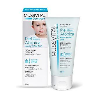 Atopic Prone Skin Facial Emollient Cream 50 ml of cream