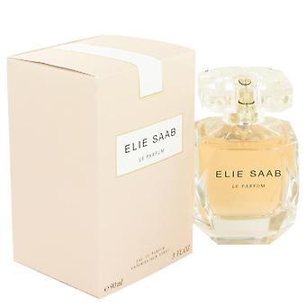 Le Parfum Elie Saab Eau De Parfum Spray By Elie Saab 3 oz Eau De Parfum Spray
