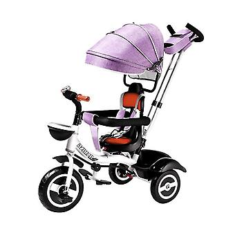 Infant Baby Stroller, Kids Tricycle, Three Wheels Trolley, Folding Bicycle,