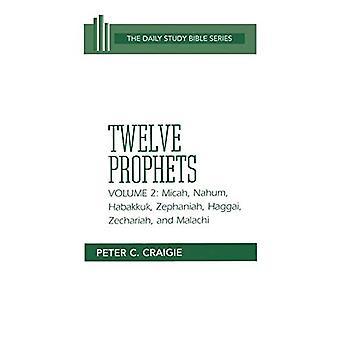 Twelve Prophets Vol 2 H/B Dsb by Craigie - 9780664218133 Book