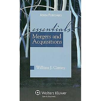 Mergers and Acquisitions by William J Carney - 9780735583696 Book
