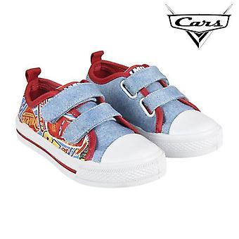 Children's casual trainers cars 73628 red