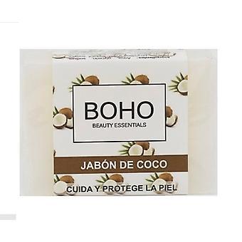 Boho Green Make-Up Seife Coco Pastilla 100 grs
