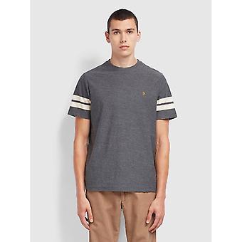 Farah Stareton T-Shirt - Farah Grå Marl