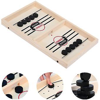 HanFei Brettspiel Hockey, Katapult Brettspiel,Katapult Schach, Geeignet fr Eltern-Kind-Interaktion,