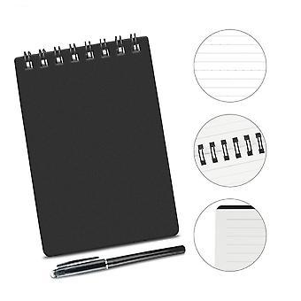A7-kokoinen Mini Pyyhittävissä oleva muistikirja /poista Muistio