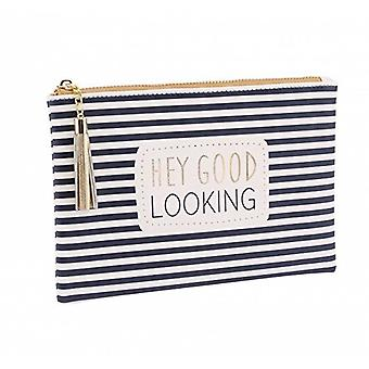 Hey Good Looking Womens Beauty Bag