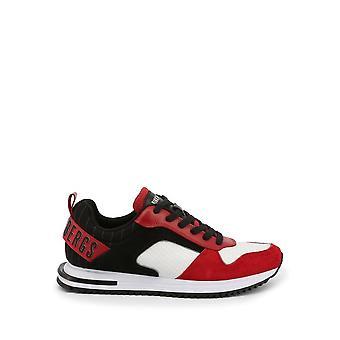 Bikkembergs - Shoes - Sneakers - HECTOR-B4BKM0115-100 - Men - red,white - EU 41