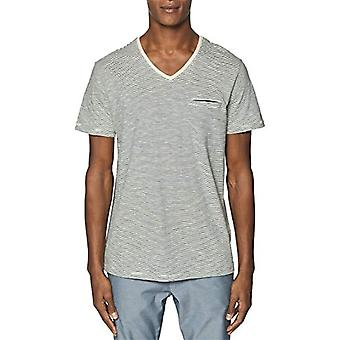 ESPRIT 049ee2k027 T-Shirt, Wit (uit Wit 110), Medium Heren