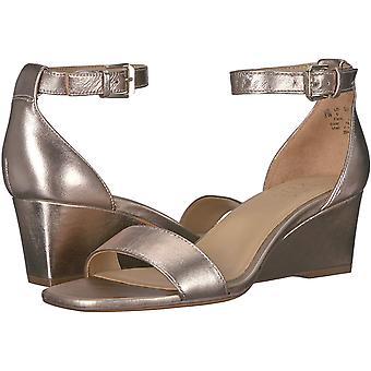 Naturalizer Womens Zenia open teen casual platform sandalen