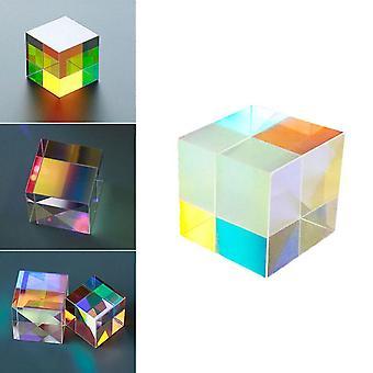 Дихроический стекло четыре стороны полированной эксперимент для обучения.