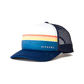 Rip Curl All Day Trucker Cap in Navy / White