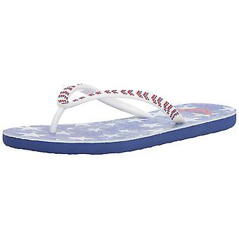 Roxy naisten Sandee Iv Americana sandaalit läppä floppi