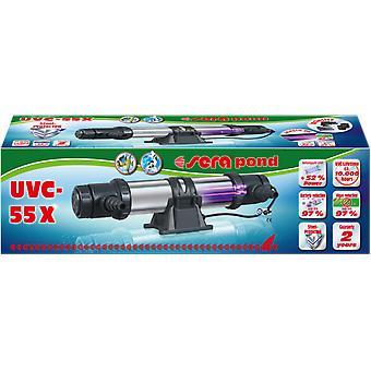 Sera Clarificateur de bassin Pond UVC-55X (Poissons , Bassin , Filtre UV)