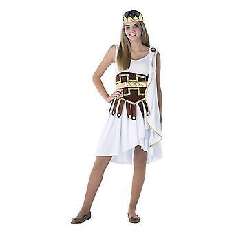 Lasten puku 116016 Kreikkalainen jumalatar (Koko 14-16 vuotta)