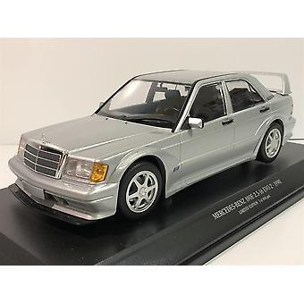 Minichamps 155036101 Mercedes Benz 190E 2.5-16 EVO 2 Silver 1:18 Scale