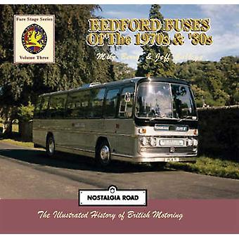 Bedford Buses of the 1970s and 1980s by Mike Berry & Alan Earnshaw & Martin Eltham