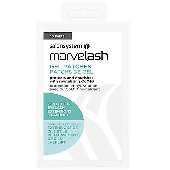 Marvellash Marvelash Anti Wrinkle Gel Patches - 10 Pairs