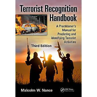 Terrorist Recognition Handbook door Nance & Malcolm W.