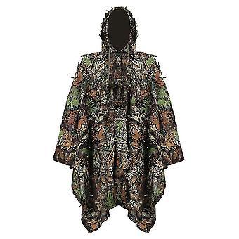 Vânătoare Secretos Woodland Ghillie Costum aeriene Shooting Sniper Green Clothes Adulți Camuflaj Militar Jungle Multicam Îmbrăcăminte