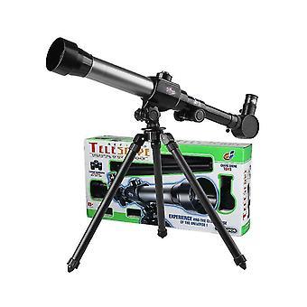 Kids Telescope Neveléstudományi Toy Telescope Gyerekeknek Kezdőknek Csillagászati Távcső