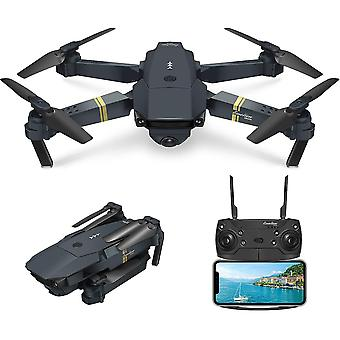 Wifi Fpv Live Video Foldable Quadcopter Drone With Camera