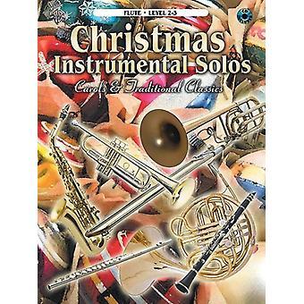 Weihnachts-Instrumentalsoli - Flöte Level 2-3 Flöte