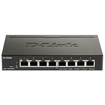 Bytte D-Link DGS-1100-08PV2 8xGbE PoE