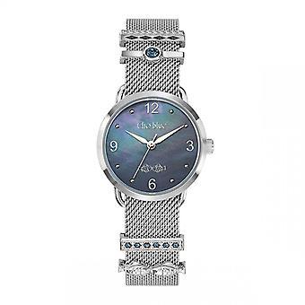 Women's Watch Clio Blue watch 6615001 - Silver Steel