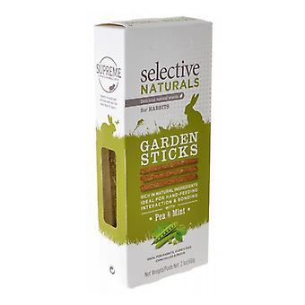 Supreme Selective Naturals Garden Sticks - 2.1 oz