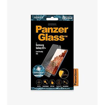 PanzerGlass 7260, Samsung, Galaxy S21+, Reptålig, Antibakteriell, Transparent