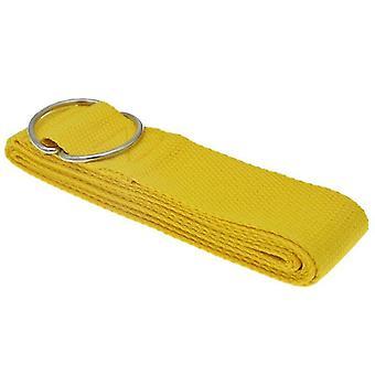 Yoga block skum tegelsten för stretching hjälp, gym, pilates, yoga etc.(Gul)