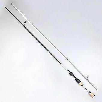Hfbirds 2021 nieuwe 1.68/1.8/1.98m ultralichte koolstof solide hengel en reel zeekarper canna da pesca