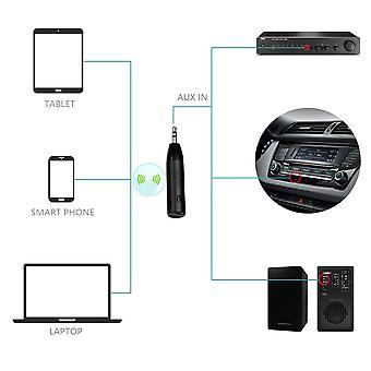 Wireless Portable Bluetooth Car Kit Mini Bluetooth 4.1 Music Receiver Adapter