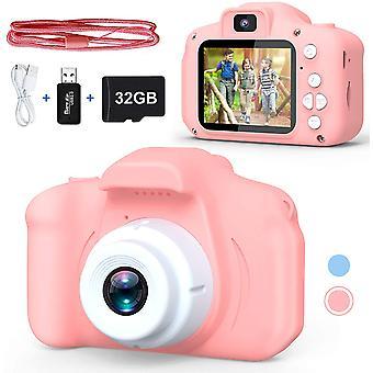 Kids Toy Caméra 8.0 Mp Caméra vidéo numérique