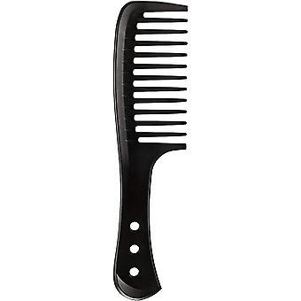 2szt Szeroki grzebień zębów Hair Brus Stylizacja Odporny antystatyczny grzebień