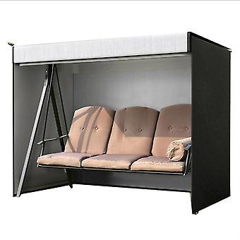 Tuin schommelstoel cover 210d waterdichte outdoor stof cover