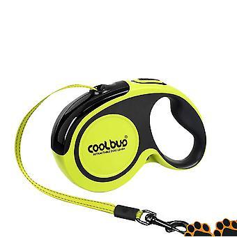 360 Tangle-free, Heavy Duty Retractable Dog Leash With Anti-slip Handle