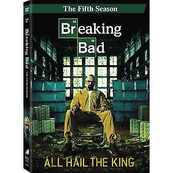 Breaking Bad: The Fifth Season [3 Discs] [DVD] USA import