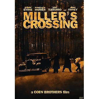 USA 輸入のミラーズ クロッシング [DVD]
