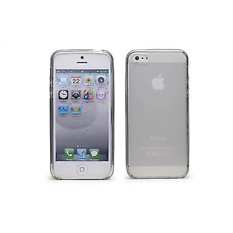 Crystal Gel fall täcka för Apple iPhone 5 5S SE - Clear