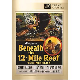 Sous le 12-Mile Reef [DVD] USA import